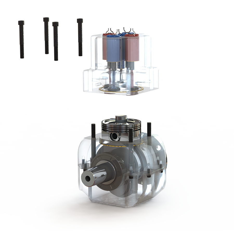 six srtoke engine On six stroke engine, there are four types of engine comes under the first category of six stroke engines and two types of engine come under the second category.
